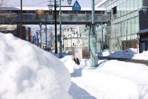 【塩尻スナップ】雪かきの一週間