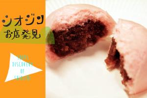 シオジリのお店を紹介16『福寿美菓子店』