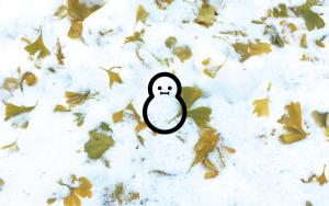 塩尻にも雪がしっかり降りました!