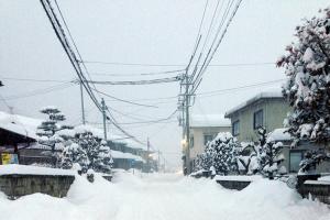2年前、大雪が塩尻を襲いました!来年の2月は大丈夫でしょうか