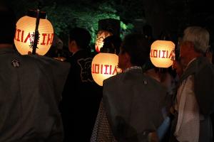 信州塩尻阿礼神社例大祭りの話