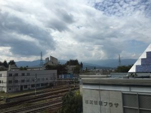 塩尻の空2019.10.02
