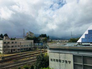 塩尻の空2019.10.08