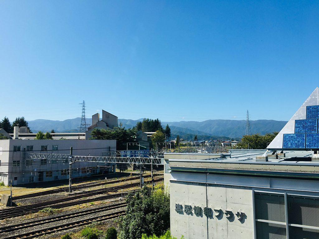 塩尻の空2019.10.09