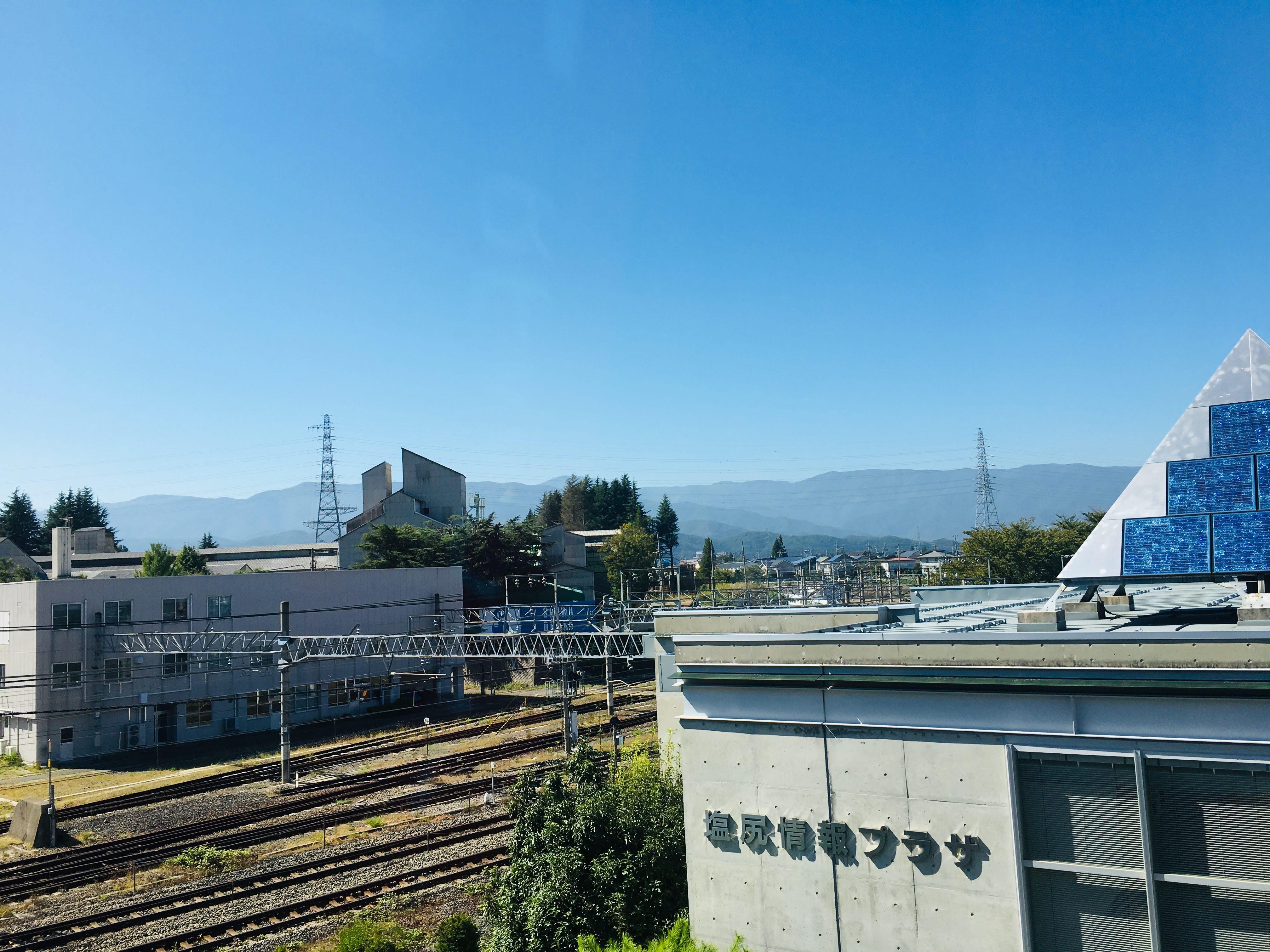 塩尻の空2019.10.10