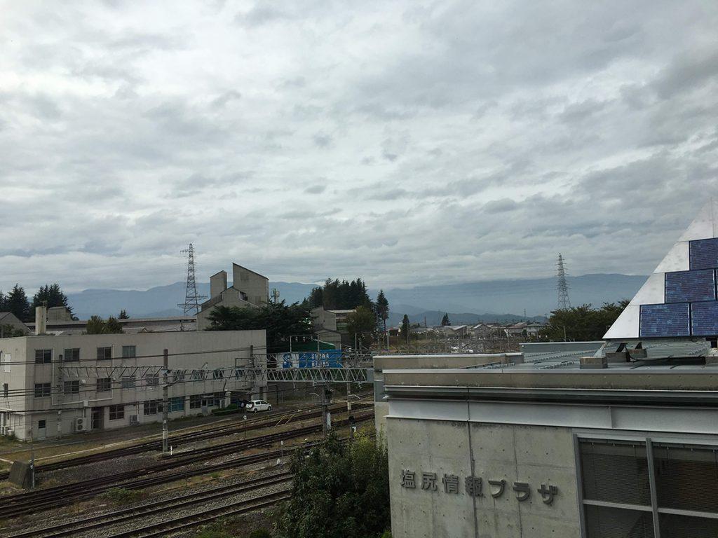 塩尻の空2019.10.11