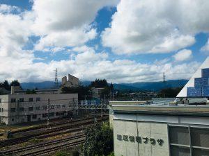塩尻の空2019.10.15