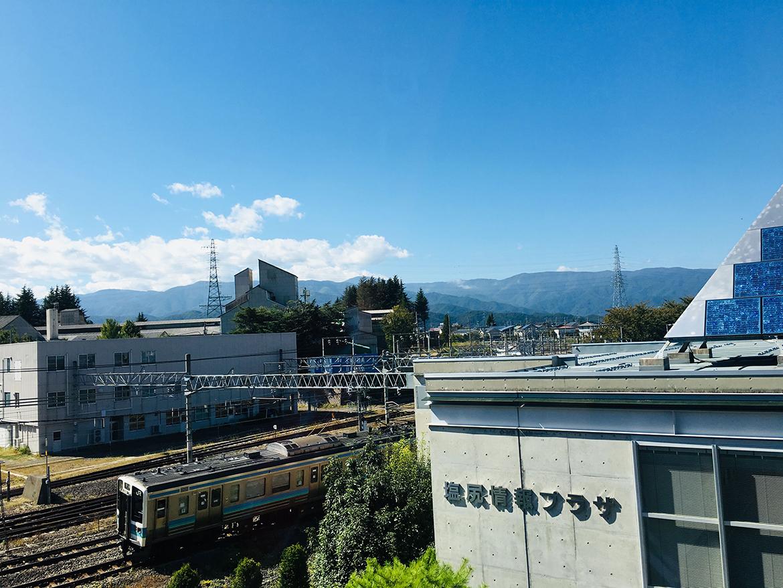 塩尻の空2019.10.16