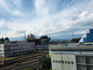 塩尻の空2019.10.17