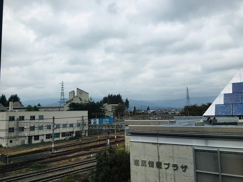 塩尻の空2019.10.18