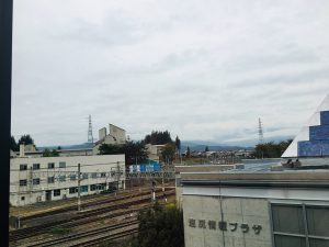 塩尻の空2019.10.21