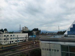 塩尻の空2019.10.24