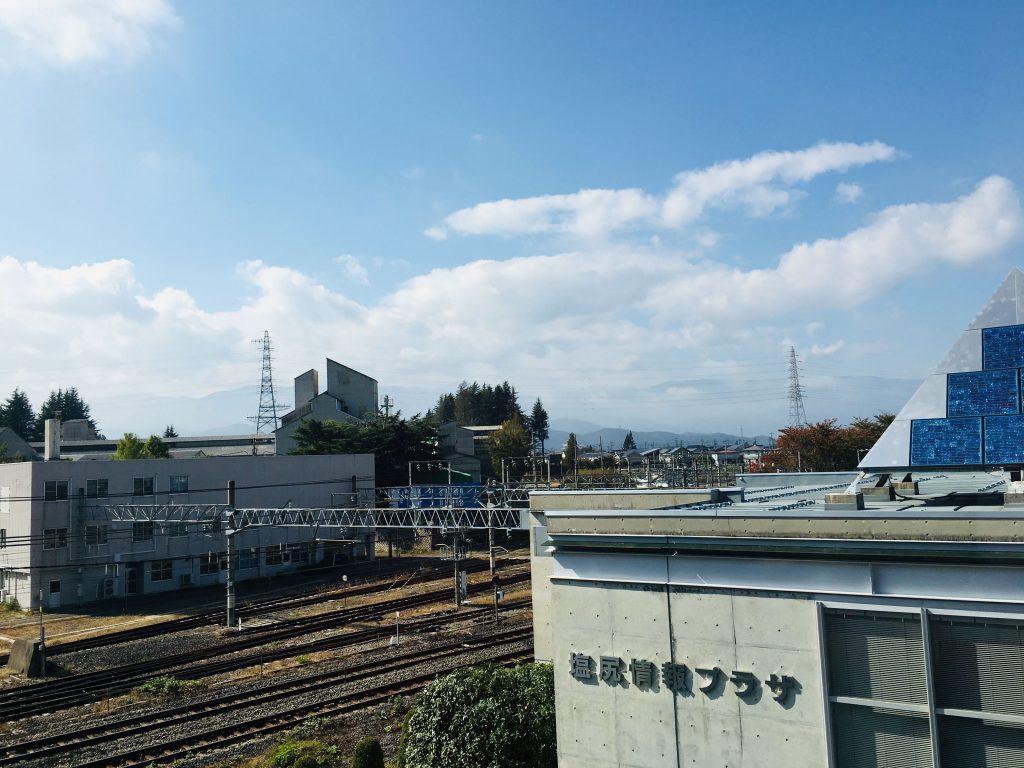 塩尻の空2019.10.30