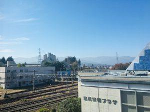 塩尻の空2019.10.31