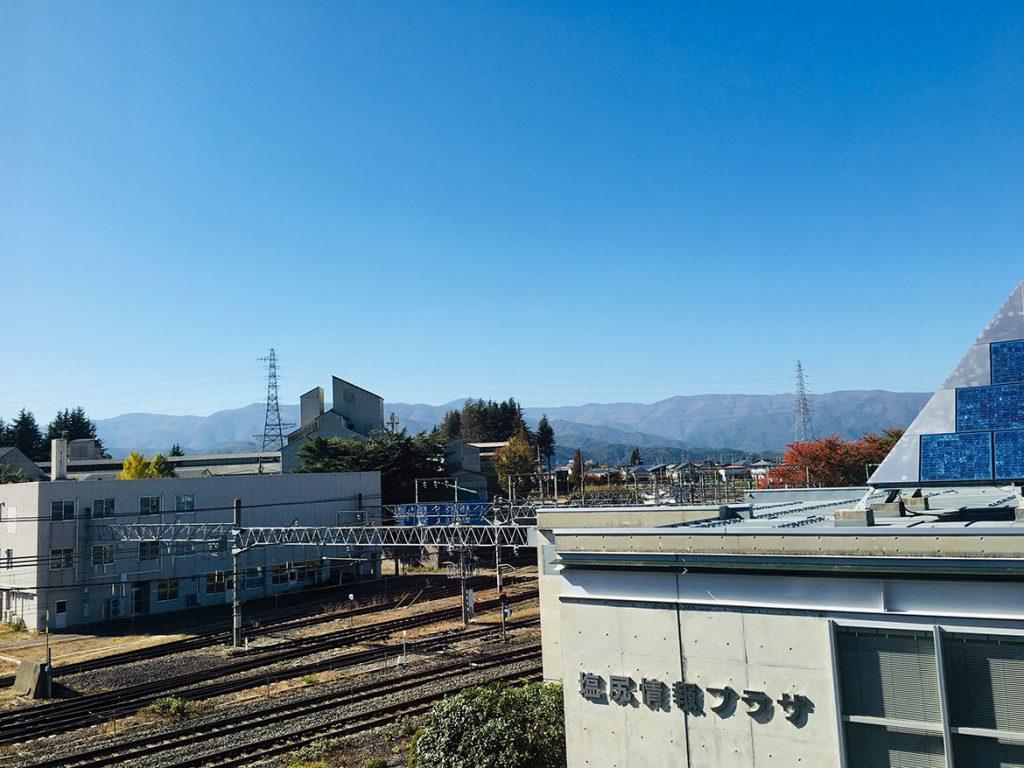塩尻の空2019.11.5