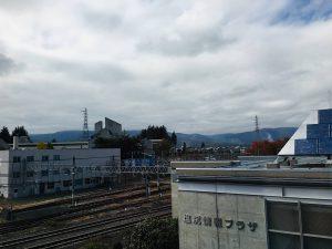塩尻の空2019.11.8