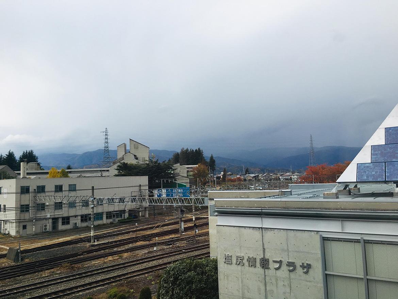 塩尻の空2019.11.11