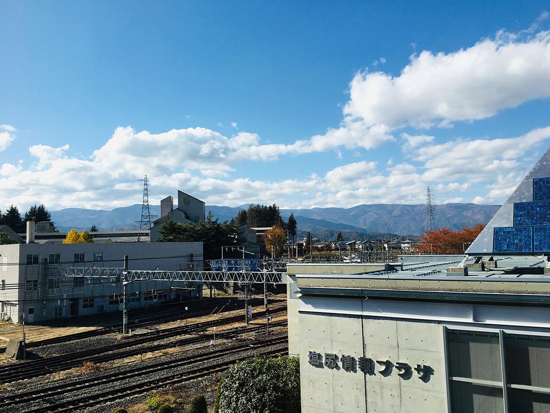 塩尻の空2019.11.13