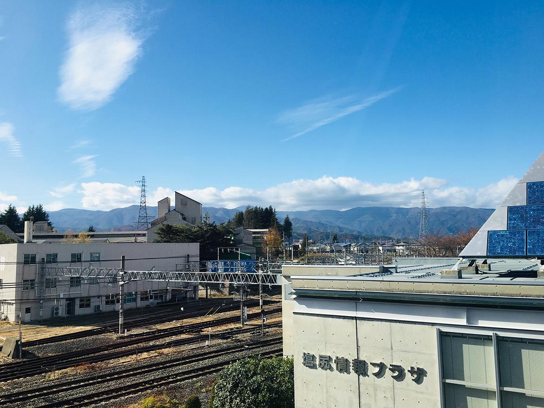 塩尻の空2019.11.19