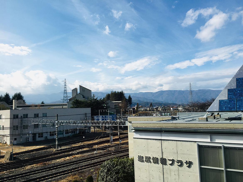 塩尻の空2019.11.27