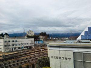 塩尻の空2019.11.28