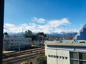 塩尻の空2019.11.29